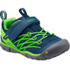Keen Children Chandler CNX Shoes Poseidon/Jasmin Green